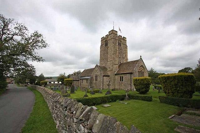 St Bartholomew, Barbon, Cumbria