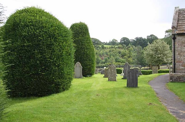 St Bartholomew, Barbon, Cumbria - Churchyard