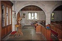 SD6382 : St Bartholomew, Barbon, Cumbria - South arcade by John Salmon