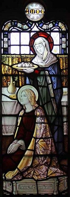 St Bartholomew, Barbon, Cumbria - Window