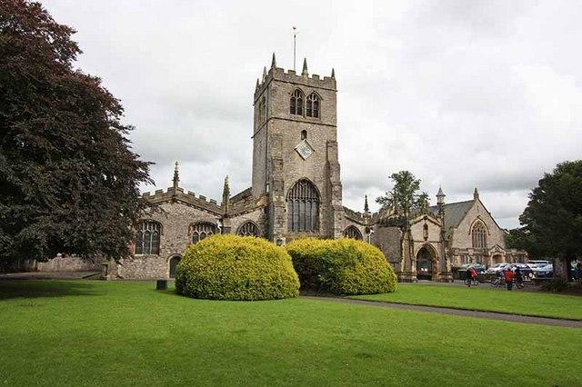 Holy Trinity Church, Kendal, Cumbria