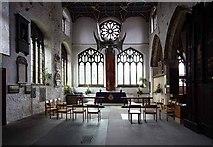 SD5192 : Holy Trinity Church, Kendal, Cumbria - North chapel by John Salmon