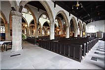 SD5192 : Holy Trinity Church, Kendal, Cumbria by John Salmon