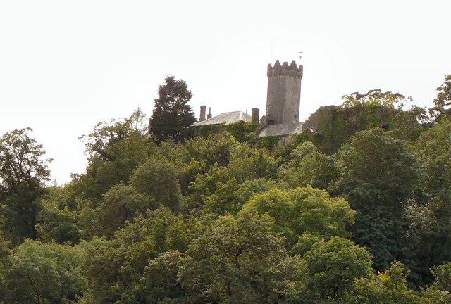 Penllyn Castle, Cowbridge.