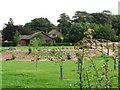 TG4115 : Glebe Farm by Evelyn Simak