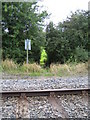 SP7220 : Railway crossing near Doddershall House by Andy Gryce