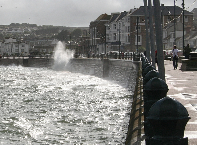 The Promenade, Wherry Town, Penzance