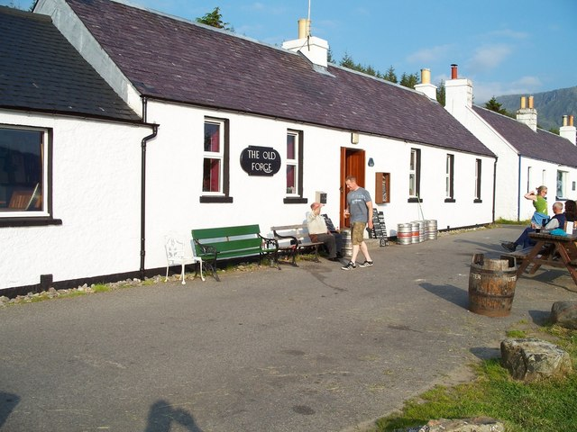 The Old Forge Knoydart