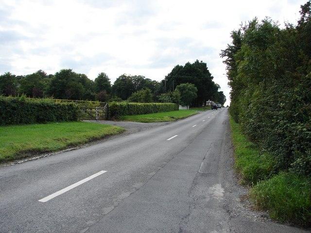 Rathbeale Road Heading West