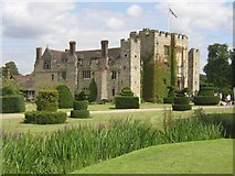 TQ4745 : Hever Castle and Gardens. Kent by Roger