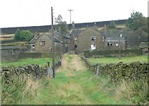 SE1307 : Ward Place, Cartworth by Humphrey Bolton
