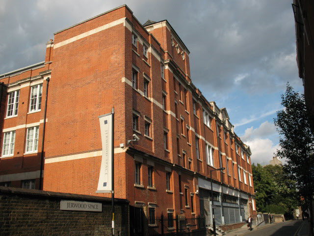 Former mail sorting office, Copperfield Street