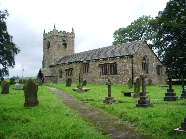 The Parish Church of All Saints, Broughton with Elslack