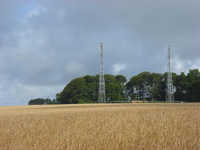 Masts, Britwell Hill