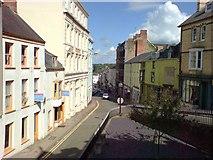 SM9515 : Down High Street by Deborah Tilley