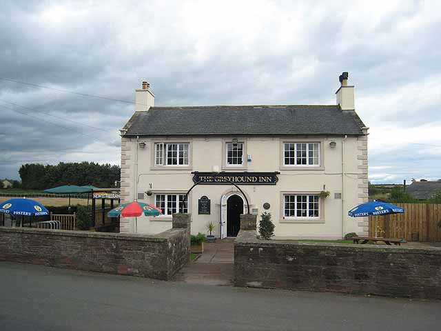 The Greyhound Inn, Burgh-by-Sands