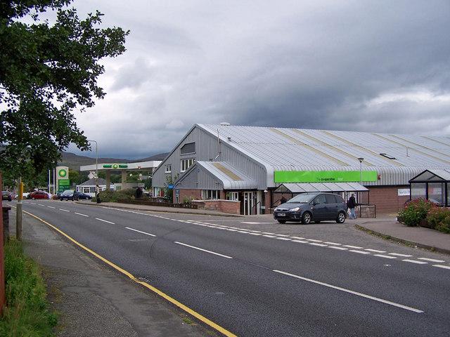 Supermarket, Broadford