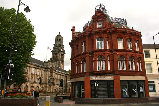 Building Society and Town Hall
