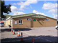 TL4553 : Shelford Rugby Club by Adrian Cable