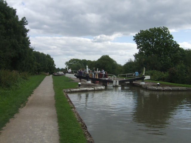Grand Union Canal - Lock No. 39