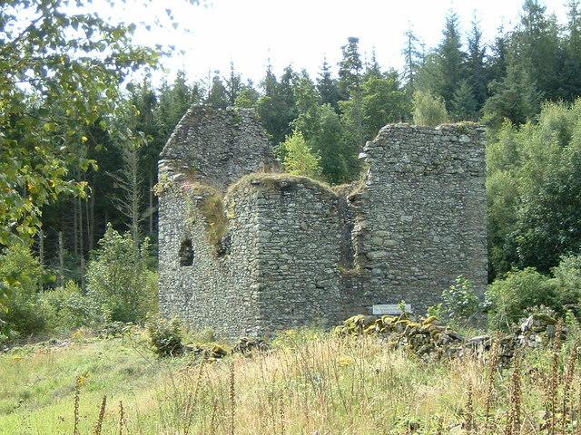Cardrona Tower