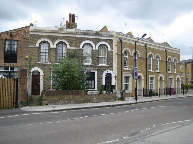 Bromley: St Leonard's Road