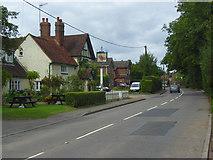SU8799 : The Polecat Inn, Prestwood by Andrew Smith