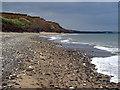 TA2244 : On Mappleton Beach by Andy Beecroft