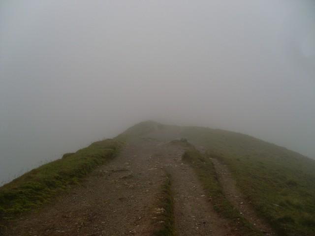 Ridge between Beinn Ghlas and Ben Lawers