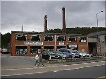 SD9321 : Mill Shop by Robert Wade
