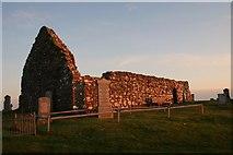 NG2261 : Trumpan Church by Andrew Wood