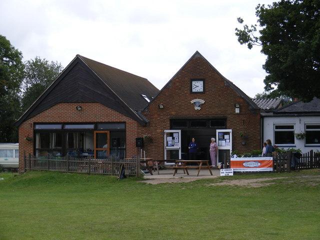 Old Elthamians Sports Clubhouse, Chislehurst