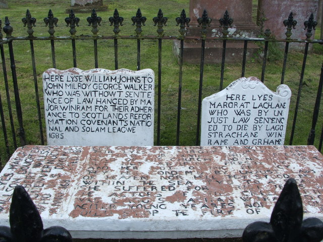 Covenanters' Graves