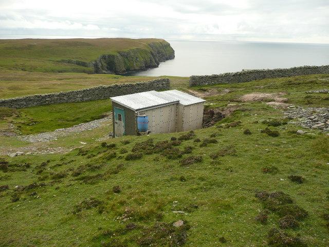 "A ""Post Modern - Traditional"" Shepherd's Hut"