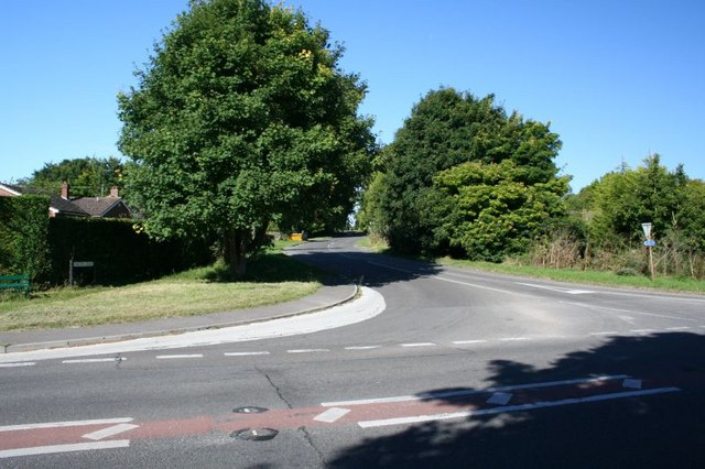 Route 44 uphill