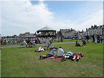 TR3751 : Bandstand and Green - Deal by Alan Swain