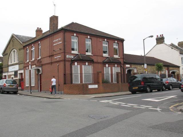 Upper Tooting Kingdom Hall
