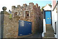 NO5603 : Dreel Castle, Anstruther by Jim Bain