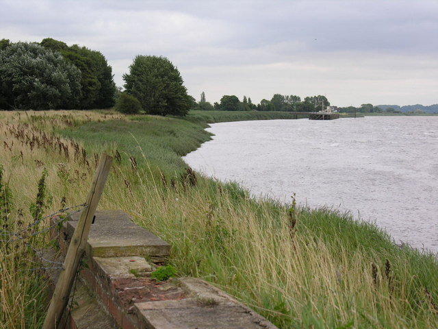 The Ouse from Bellasize Drain