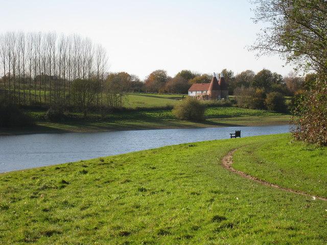 Footpath at Bewl Water