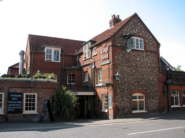 The Kings Head in Wroxham