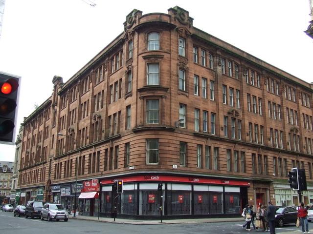 Bell Street at High Street