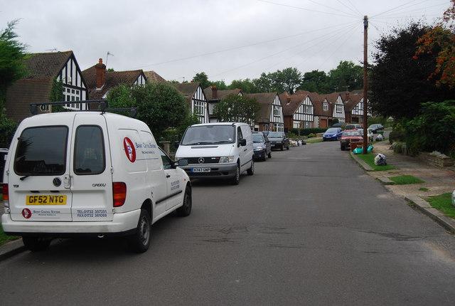 Tudor Drive, Otford