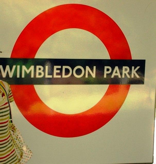 Wimbledon Park station, SW19