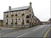 SK1482 : Castleton - Bulls Head by Alan Heardman