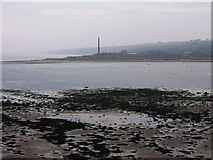 NU0052 : View across the mouth of the River Tweed by Chris Gunns