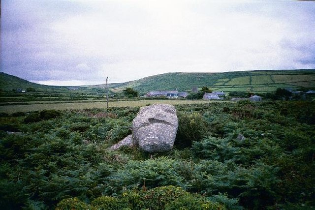 The Giant's Stone Zennor