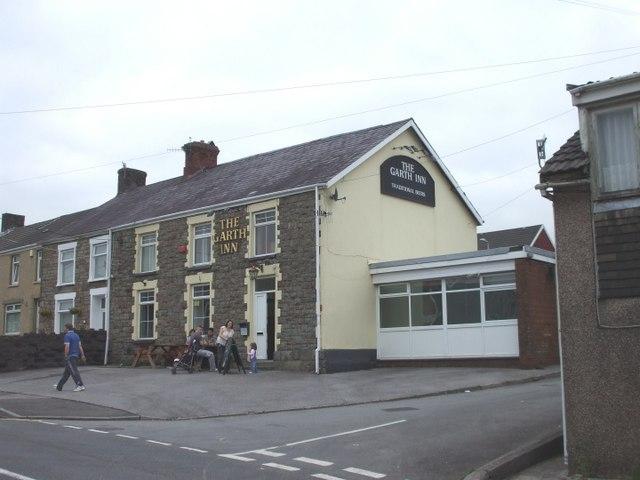 The Garth Inn, Garth, Maesteg