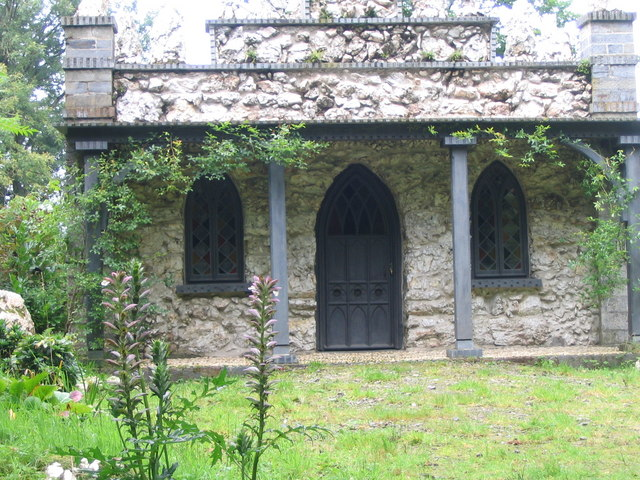 The Cilwendeg Shell House