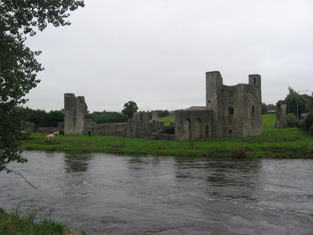 Medieval hospital at Newtown Trim